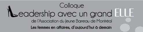 colloque leadership