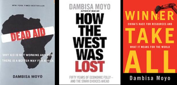 DambisaMoyo-Livres
