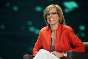 Nicole Piasecki. Vice-présidente, Stratégie et développement d'affaires, Avions commerciaux, Boeing. Crédit photo: Allen McEachern